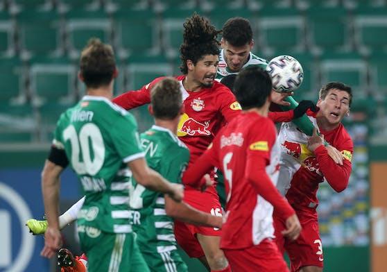 Corona-Schock nach dem 1:1 im Bundesliga-Hit