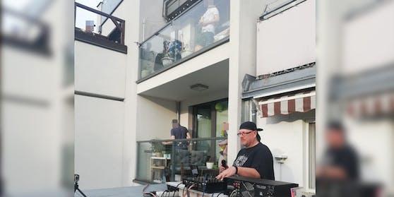"""""""DJ Martini"""" sieht einen Lockdown als Gelegenheit"""
