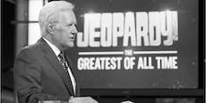"Legendärer ""Jeopardy""-Showmaster Alex Trebek ist tot"