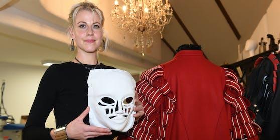 """Marianne Meinl kreiert die Masken für die Show """"The Masked Singer"""""""