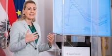 Aschbacher verzichtet auf Job im Finanzministerium