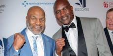 Jetzt will auch Holyfield wieder gegen Tyson boxen