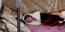 UNO warnt: Not steigt durch Pandemie enorm