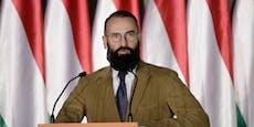 Skandal! Orban-Freund bei Sexparty erwischt
