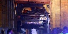 Amokfahrer von Trier war Einzelgänger, der im SUV lebte