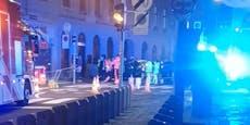 Kellerbrand in Wien sorgte für großen Feuerwehr-Einsatz