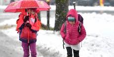 Pkw-Lenker fährt Schulkind (11) auf Schutzweg nieder
