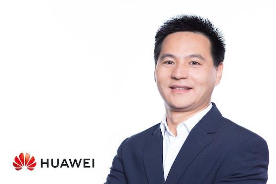 Jackie Zhang, CEO von Huawei Austria.