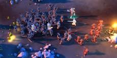"""""""Undead Horde"""": Untote Hühner im Dienst des Bösen"""