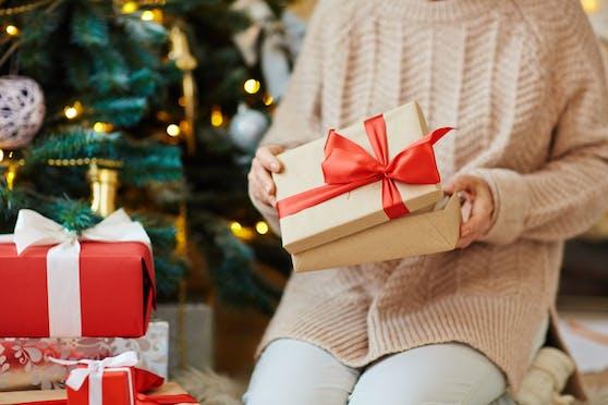 Könnte das Coronavirus auf einer Geschenkverpackung lauern?