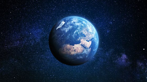Was passiert auf der Erde, wenn sich die einzelnen Kontinente wieder vereinen?
