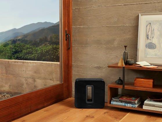 Ab jetzt können zwei Sonos Sub im Home Entertainment Set-up betrieben werden.