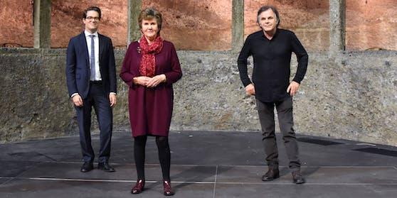Das Direktorium der Salzburger Festspiele setzt 2021 auf ein volles Programm.