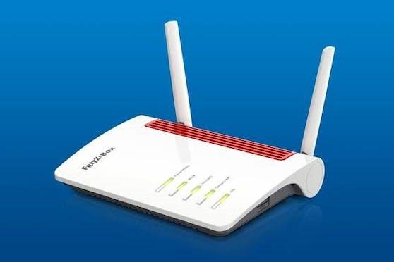 Die neue FRITZ!Box 6850 LTE für schnelles Internet mobil und überall.