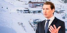 """""""Skifahren wird in Österreich möglich sein"""""""