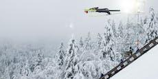 """Skisprung-Star vor Flug-WM: """"Fast so gut wie Sex"""""""