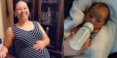 Frau stirbt an Corona - 18 Tage nach Geburt ihres Babys