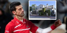 Umzug! Djokovic kauft sich Villa für 10 Millionen Euro