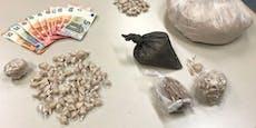 Polizei darf ab sofort legal Drogen kaufen und besitzen