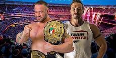 Mitmachen! Heimische Top-Wrestler suchen nächsten Star