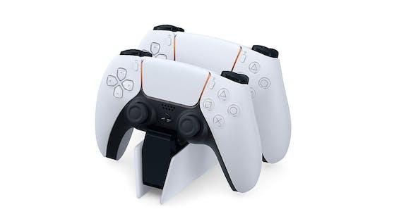 Die neue DualSense-Ladestation für PlayStation 5.