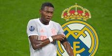 Wegen Ramos: Holt Real Madrid ÖFB-Star Alaba?