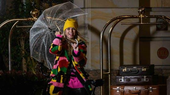 """Neben den Drehs zur neuen GNTM-Staffel stellt Heidi Klum die Weichen für die Karriere ihrer Tochter Leni. Gemeinsam zieren sie das """"Vogue""""-Titelblatt."""