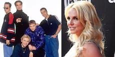 Sensation! Britney singt mit den Backstreet Boys