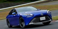 Der neue Toyota Mirai startet unter 60.000,- Euro