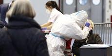 Corona-Zahlen steigen wieder – 126 Tote an einem Tag