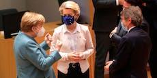 EU macht Weg für Corona-Milliarden frei
