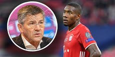 Bayern-Boss: Das ist der Stand bei ÖFB-Ass David Alaba