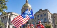 Oberstes Gericht weist Wahl-Klage von Texas ab