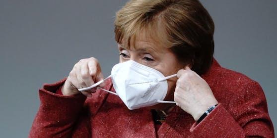 Trifft sich mit Ministerpräsidenten: Bundeskanzlerin Angela Merkel.