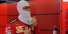 """Vettels Ferrari-Aus: """"Freue mich, dass es vorbei ist"""""""