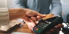 Bankomat-Kassen am Einkaufssamstag ausgefallen