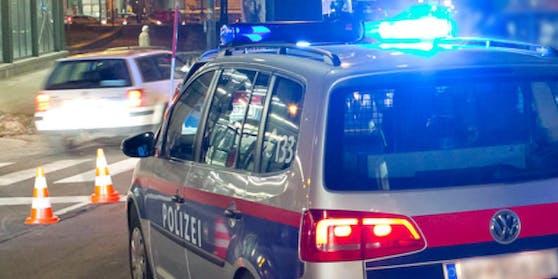 Verfolgungsjagd in Wien