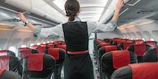 Flugbegleiter sollen jetzt Windeln an Bord tragen