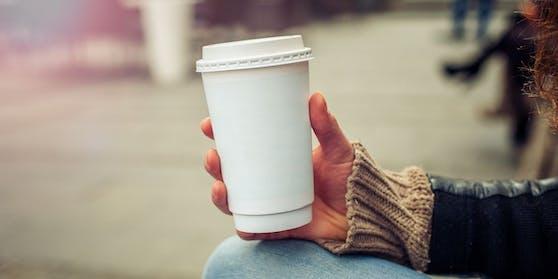 """""""Coffee to go"""" ist in Tschechien verboten."""
