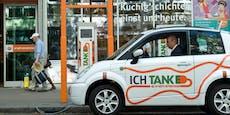 Wiener Autofahrer zapfen immer mehr Strom