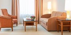 DIESES Hotel will jetzt 50.000 Euro für ein Zimmer