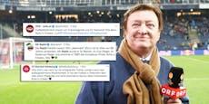 So rührend verabschiedet sich Fußball-Welt von Baric