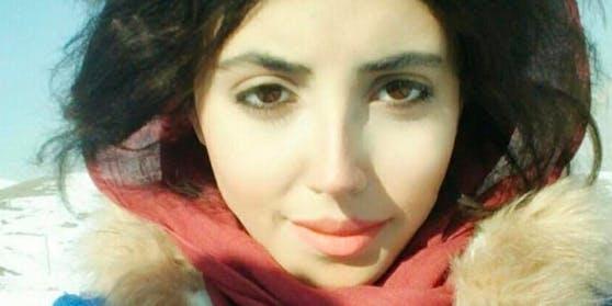 "Sahar Tabar wurde als ""Zombie Angelina Jolie"" bekannt."