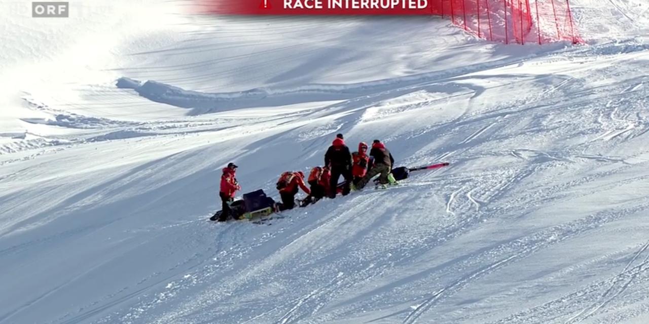 Sturz Skispringen Heute