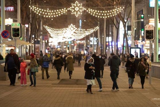 Der Handel durfte am 7. Dezember wieder öffnen.