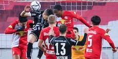 3:1! Salzburg luchst LASK die Tabellenführung ab