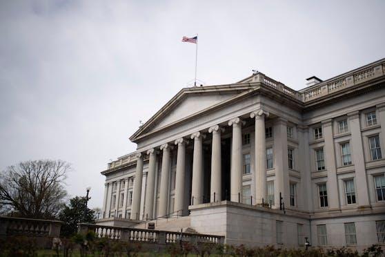 Das us-amerikanische Finanzministerium wurde zum Ziel eines Hackerangriffs.