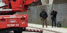 """""""Heute""""-Video zeigt Cobra-Schüsse bei Brand in Wien"""