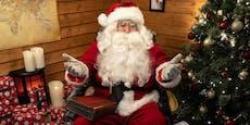 Weihnachtsmann als Superspreader: 75 Menschen infiziert
