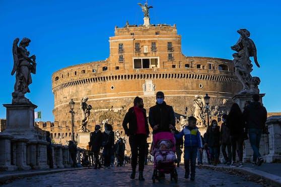 Geht es nach Tui, sind Reisen wie nach Rom oder in fernere Länder bald wieder eine Selbstverständlichkeit.